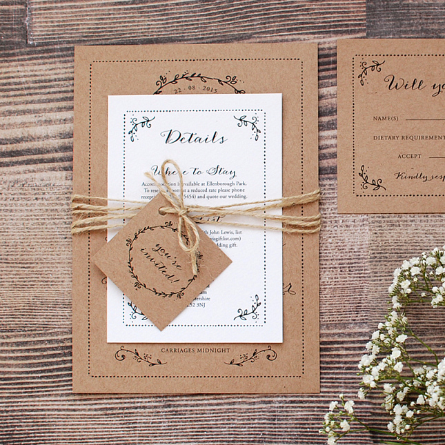 Lace Ribbon Wedding Invitations was awesome invitation example