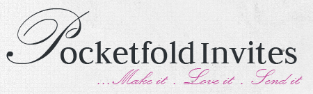 Pocketfold Invites