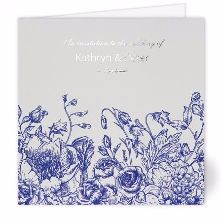 Austen Wedding Invite