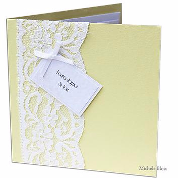Clara Wedding Invitation