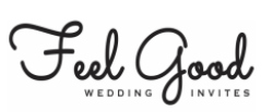 Feel Good Wedding Invites