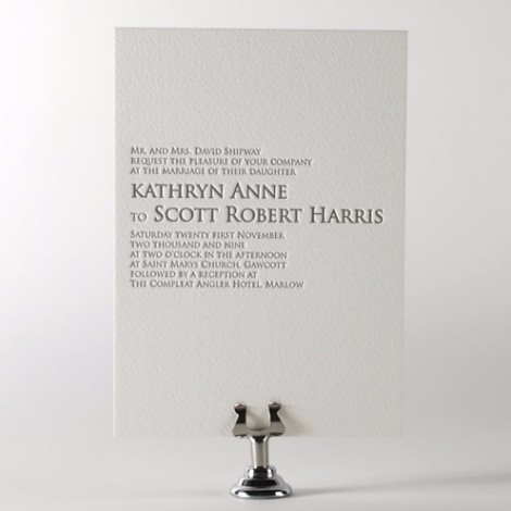 Sophie Wedding Invite