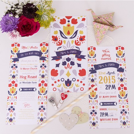 Wedding Bells Invite