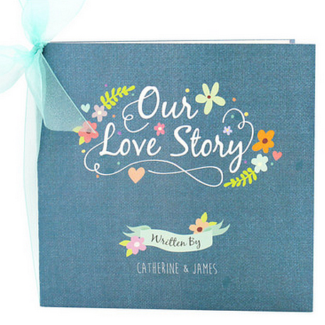 Love Story Invite from Paper Themes