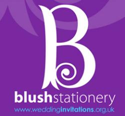 Blush Stationery