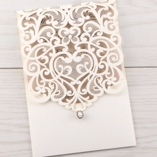 Josephine Wedding Invite