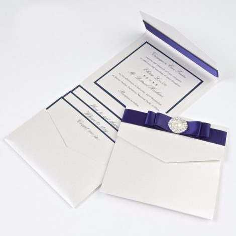 ubillee Wedding Invitation