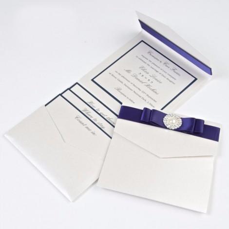 ubillee Wedding Invitation