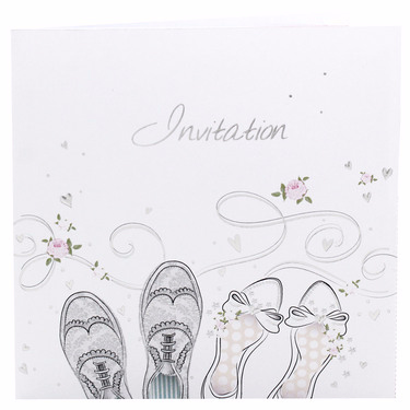 Together Wedding Invitation